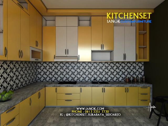 Harga Kitchen set 2021 Surabaya, sidoarjo,gresik, mojokerto