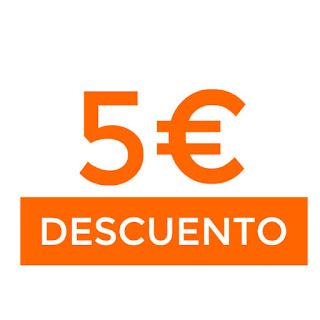 5€ dto por cada 50€ de compra en Philips