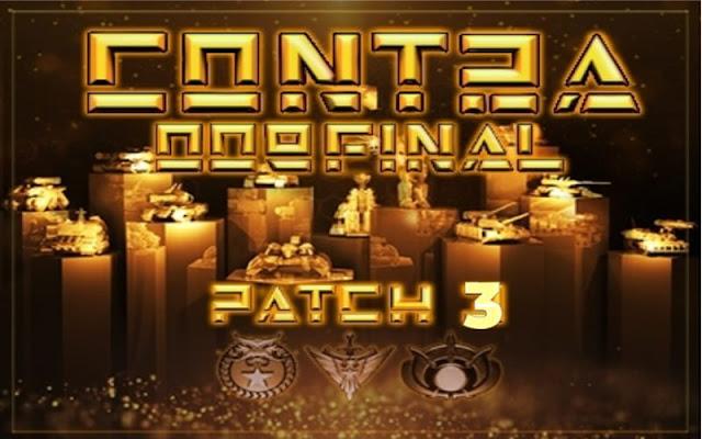 مود Contra 009 Final Patch 3 للجنرال زيرو