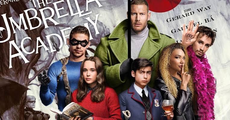 The Umbrella Academy: Data de Estréia da Segunda Temporada ...