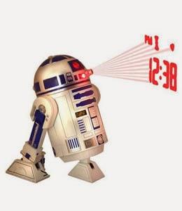 Despertador R2-D2 Star Wars