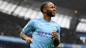 Raheem Sterling Reacts After Being Dropped From The England Squad