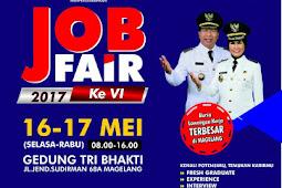 Jadwal Job Fair Bulan Mei 2017 di Berbagai Daerah
