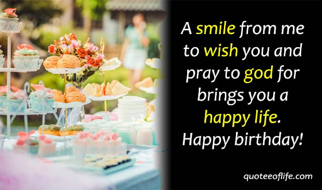 Happy birthday Quotes | Wishes | Messages image