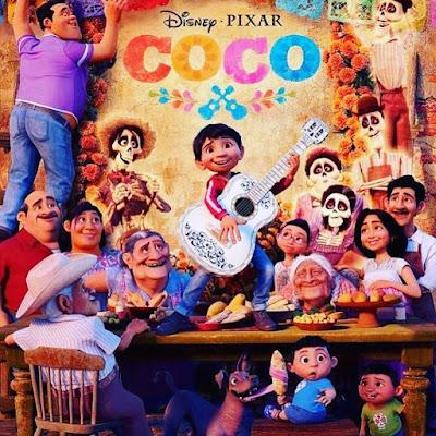 Coco, película, cine, nos vamos al cine, walt disney, pixar, animación, mexico, día de los muertos,