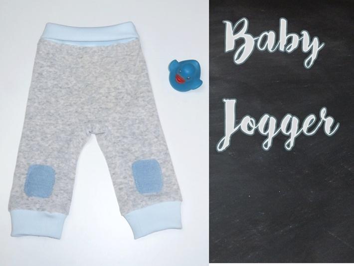 DIY - Baby Hose naehen