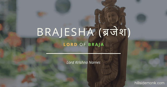 Lord Krishna Names With Meaning 13