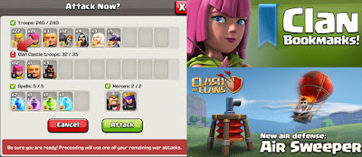 Clash Of Clans versi 8.116.2 APK