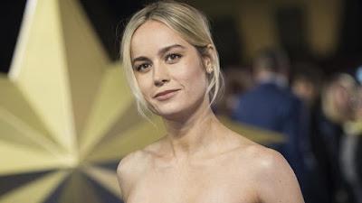 Brie Larson Capitana Marvel Premiere Europa