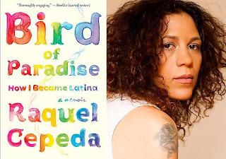 Author Raquel Cepeda