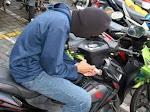 Ditinggal Sholat Isya, Motor Warga Kedaton Digondol Maling