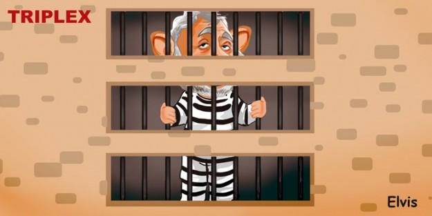 Resultado de imagem para lula na cadeia charges
