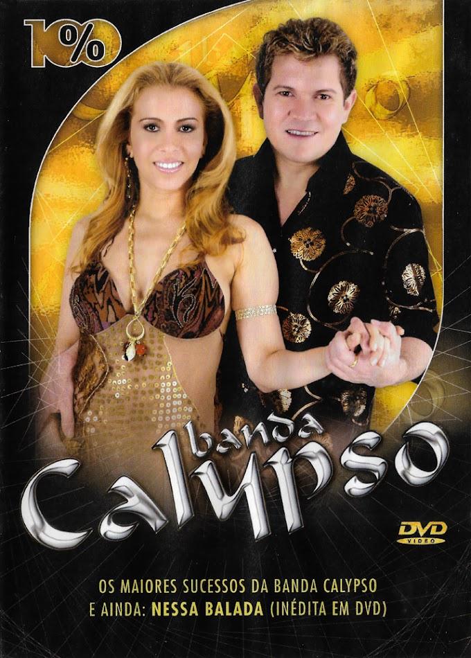 DVD: Banda Calypso - 100%