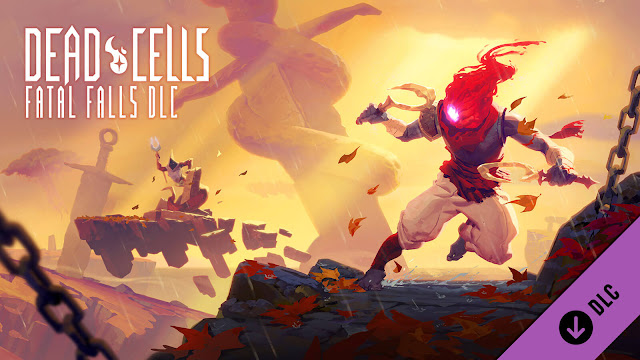 dead cells fatal falls dlc expansion released nintendo switch pc ps4 xbox one motion twin roguelike metroidvania game