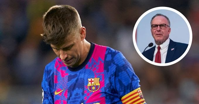 Former Bayern president insists Barca are not the same without Messi