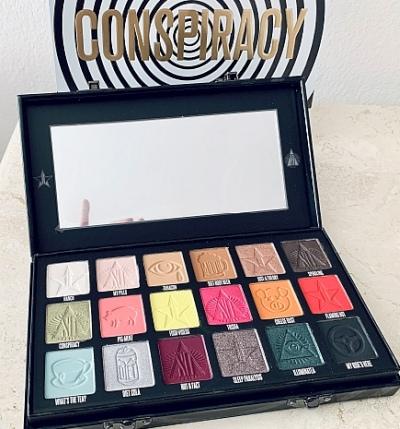 Jeffree Star Cosmetics X Shane Dawson Conspiracy-Palette