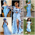 11 Best Sky Blue Aso Ebi Outfits That Will Inspire You This Xmas