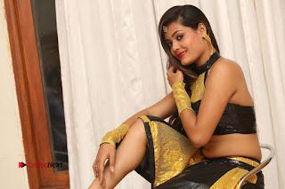 Telugu Actress Dancer Riya  Pictures at Banti Poola Janaki Audio Function Set2  0175.JPG