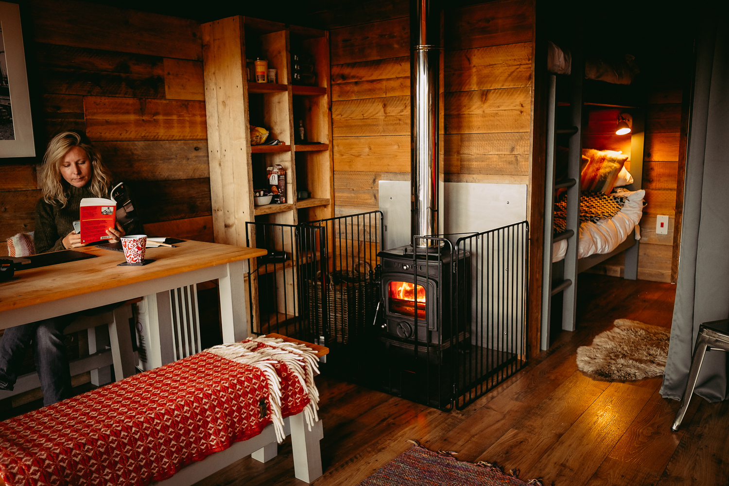 Planning a Weekend in Snowdonia  - Llechwedd Slate Mines Glamping