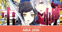 Portadas: Revista Aria 2016
