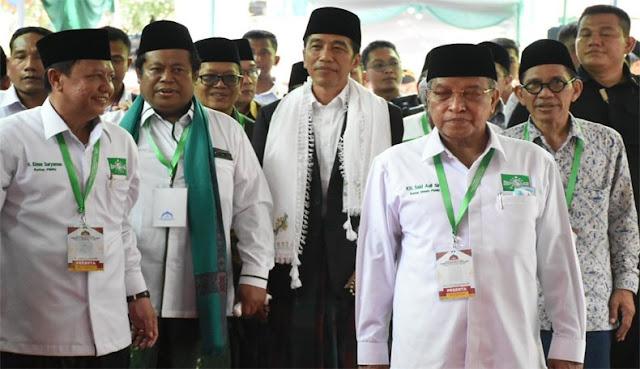 Dihadiri Jokowi, Munas Alim Ulama NU Tak Dihadiri Gus Sholah hingga Mbah Moen