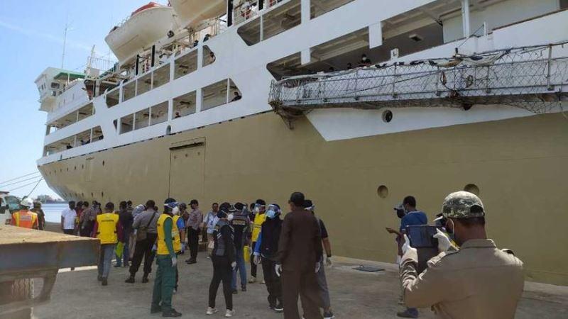Syarat Keberangkatan, Penumpang Transportasi Laut Wajib Tes COVID-19