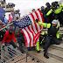 Mỹ truy tố hơn 300 người biểu tình ở Đồi Capitol