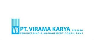 Lowongan Kerja BUMN PT VIRAMA KARYA (Persero) Desember 2019