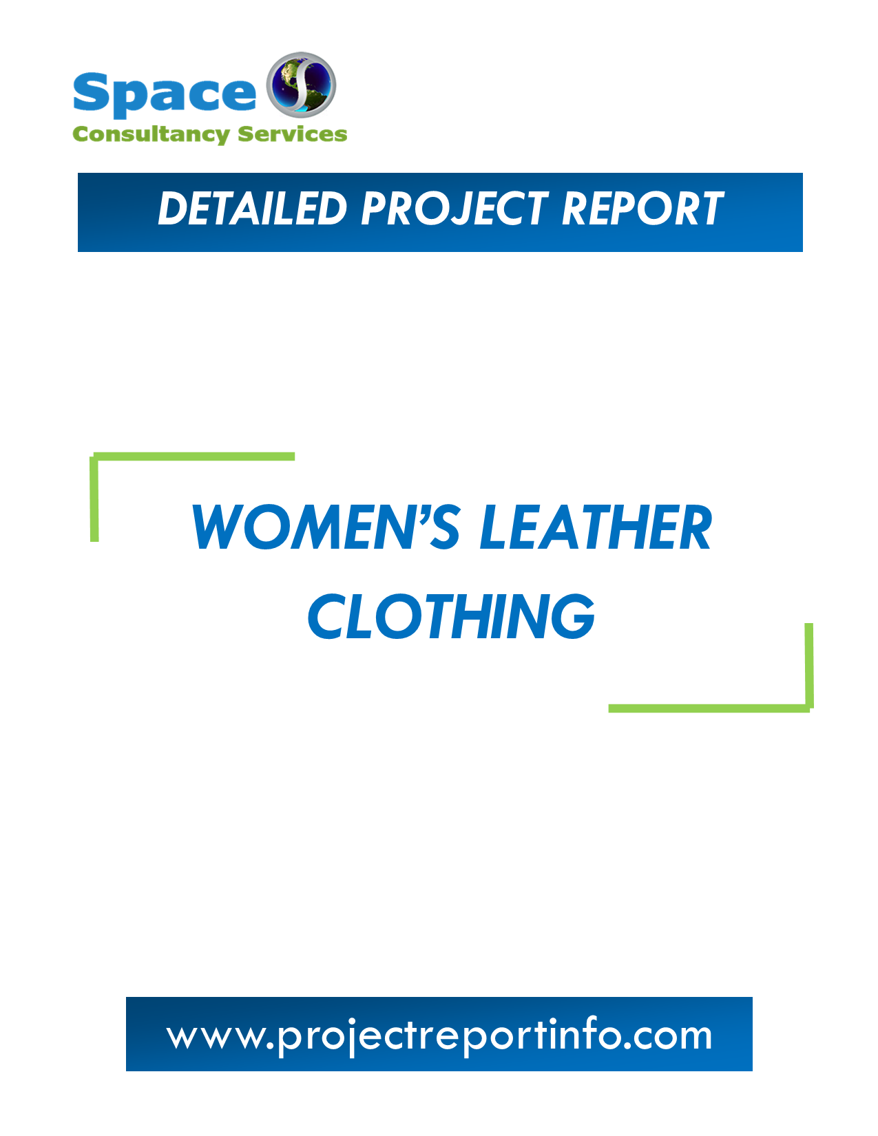 Project Report on Women's Leather Clothing Manufacturing