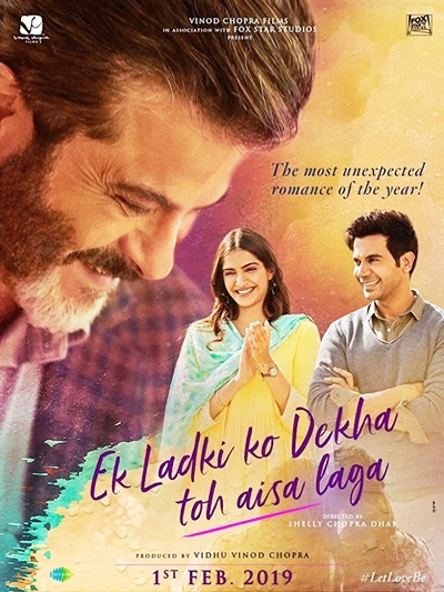 Ek Ladki Ko Dheka To Aisa Lga (2019) Hindi HDRip 480p 400MB 720p 1GB ESubs