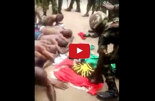 IPOB-Military Face-Off