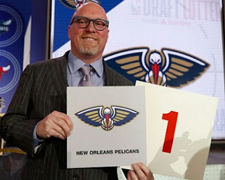 New Orleans Pelicans win overall pick in NBA Draft Lottery 2019, draft held on June 20