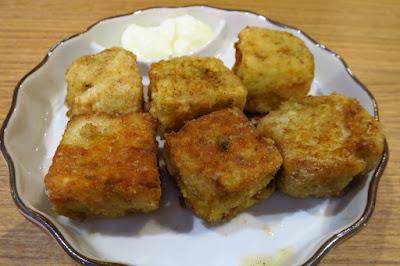 Nana Curry, seafood tofu