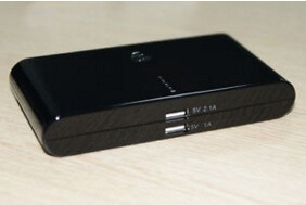Buy 50000mAh Portable Power Bank 2USB Rechargeable External Charger at Rs.1173