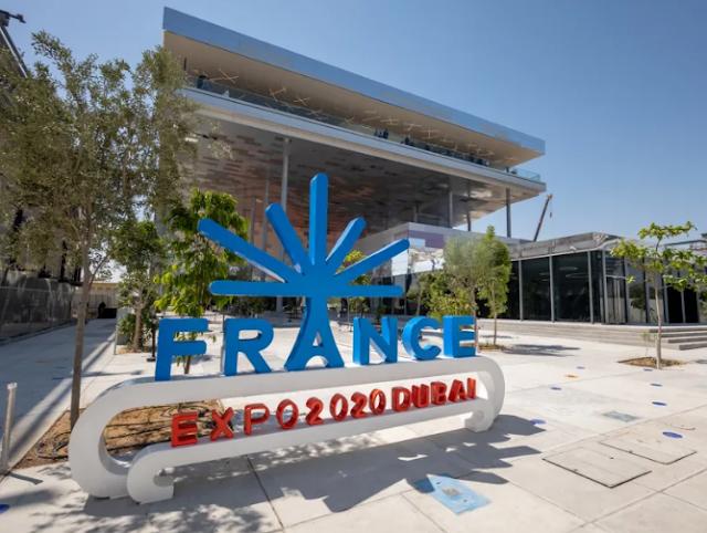 تستعد فرنسا لتسليط الضوء على الطعام والثقافة والابتكار الفرنسي في إكسبو 2020 دبي