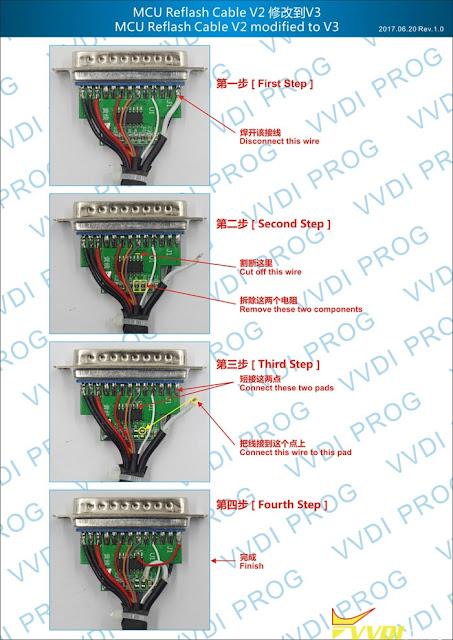 vvdi-prog-mcu-cable-v3