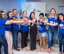 Fisioterapeuta dra. Tamacia comemora o primeiro ano do Studio de Pilates em Tuntum