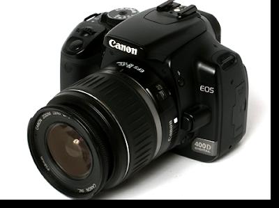 Review Kamera Dslr Canon Eos 400D