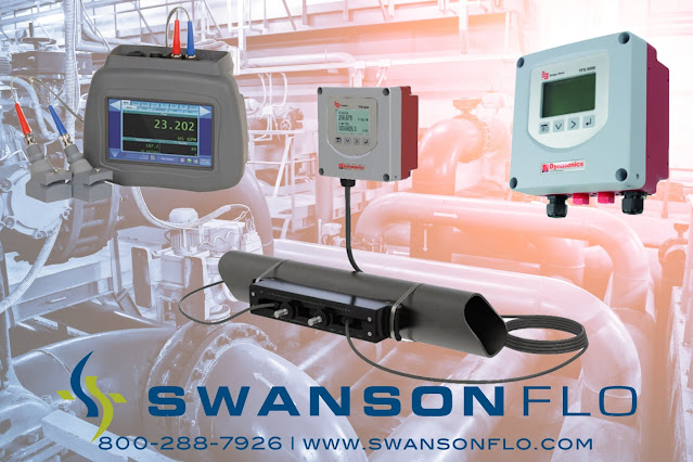Dynasonics Ultrasonic Flow Meter