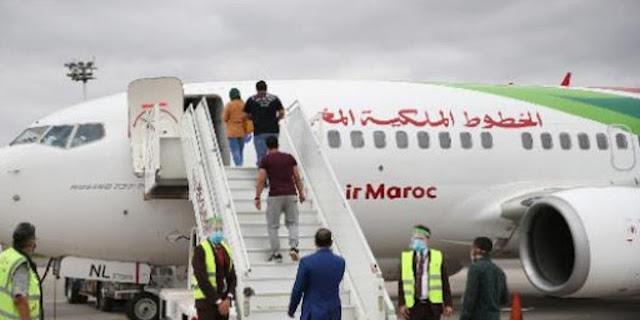 RAM- Attention, vols départs de ces pays sont saturés pour le mois de Juillet et voici les disponibilités des retours
