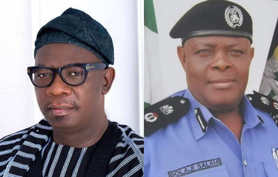 Only IGP Can Post And Withdraw Policemen Attached To Deputy Governor - Ondo Commissioner of Police, Salami Bolaji Replies Agboola Ajayi #Arewapublisize