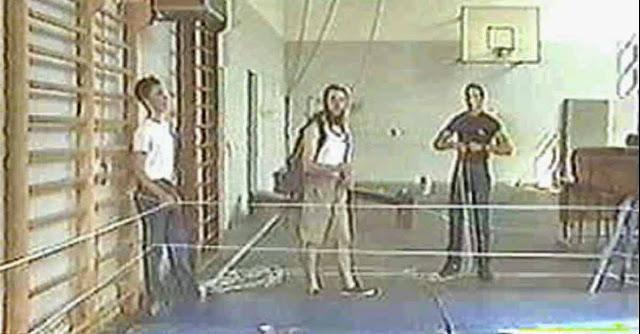 Baldan, Manuel Majoli e Frost a ICW ''Inauguration Day''