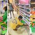 Samahan ng mga Bukas palad Namigay ng Libreng Groceries sa mga Mahihirap.