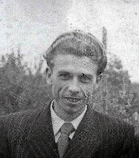 De piloot Percy Bingham