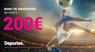 GoldenPark bono bienvenida 100% hasta 200 euros