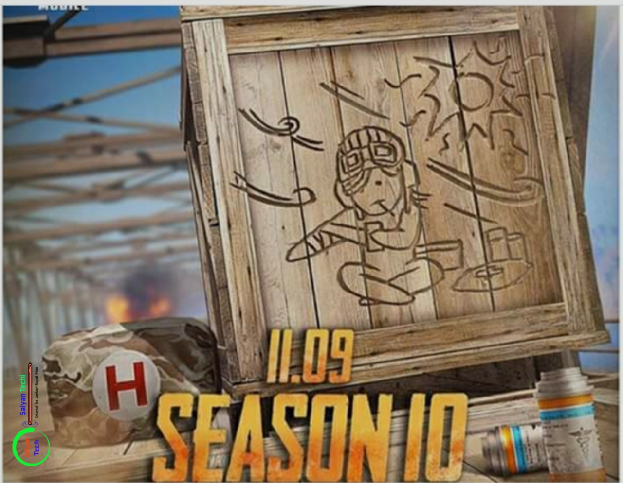 Pubg Mobile Season 10 New Skins And Weapons