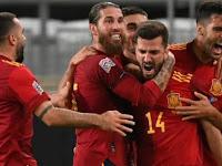 Hasil Pertandingan Spanyol vs Ukraina (4-0): Gol Bersejarah Ansu Fati