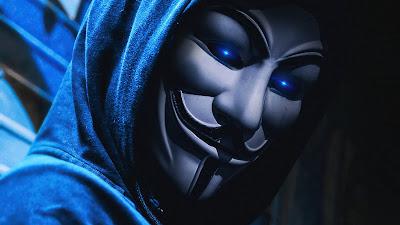 Mask HD Wallapper Guy Fawkes
