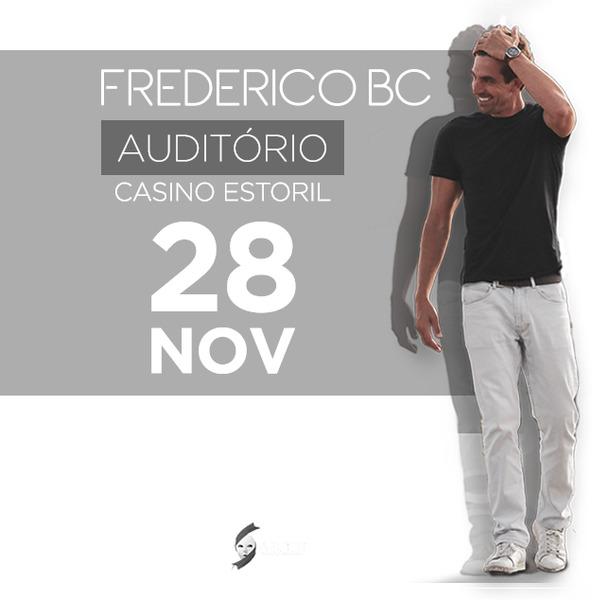Frederico BC prepara-se para revelar e destapar um pouco o véu a alguns temas que irão compor o seu próximo disco.