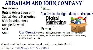 abraham and john company